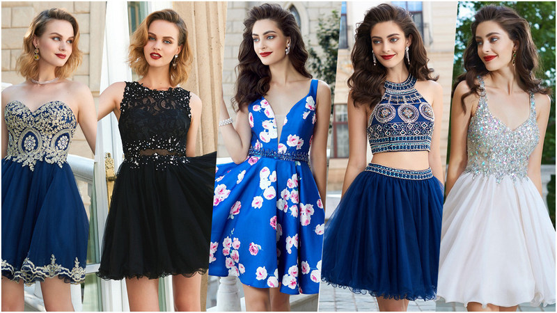the Homecoming Dresses for 2017