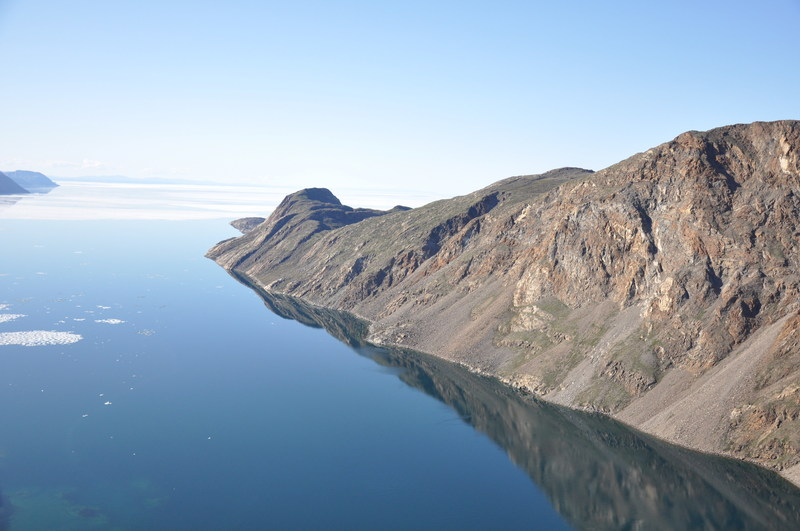 Image of Lancaster Sound. (c) Parks Canada/Diane Blanchard (CNW Group/Shell Canada Limited)