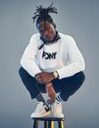 Brooklyn Hip-Hop Artist Joey Bada$$ fronts PONY's Fall Marketing Campaign