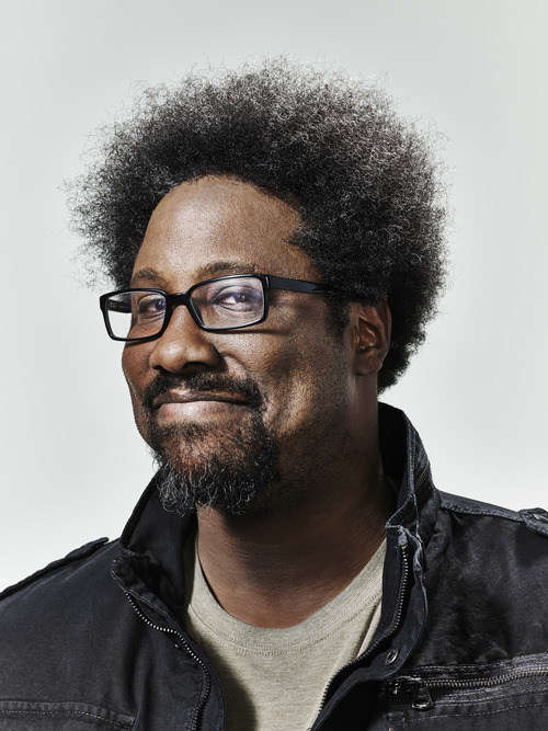 """W. Kamau Bell partnered with Dove Men+Care to unveil the """"Dove Men+Care 2017 Men's Hair Census."""""""