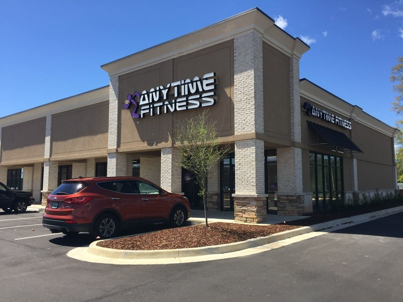 Anytime Fitness Flexes Development Plans for Alabama