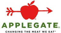 "Applegate, the nation's leading natural and organic meat brand, produces high-quality natural and organic hot dogs, bacon, sausages, deli meats, cheese and frozen products. We source our meat from family farms, where animals are treated with care and respect and are allowed to grow at their natural rate. That means no antibiotics and growth promotants. We believe this results in products that taste great and offer peace of mind, all part of our mission - ""Changing The Meat We Eat(R)."" (PRNewsFoto/Applegate)"