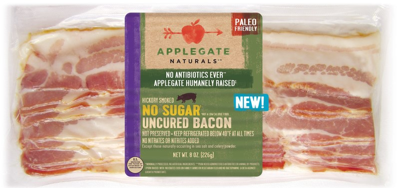 Applegate Naturals® No Sugar Bacon