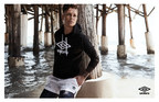National soccer star Ashlyn Harris appears in Umbro's fall marketing campaign