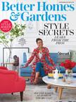 Better Homes & Gardens Magazine Unveils Seventh Annual September Stylemaker Issue