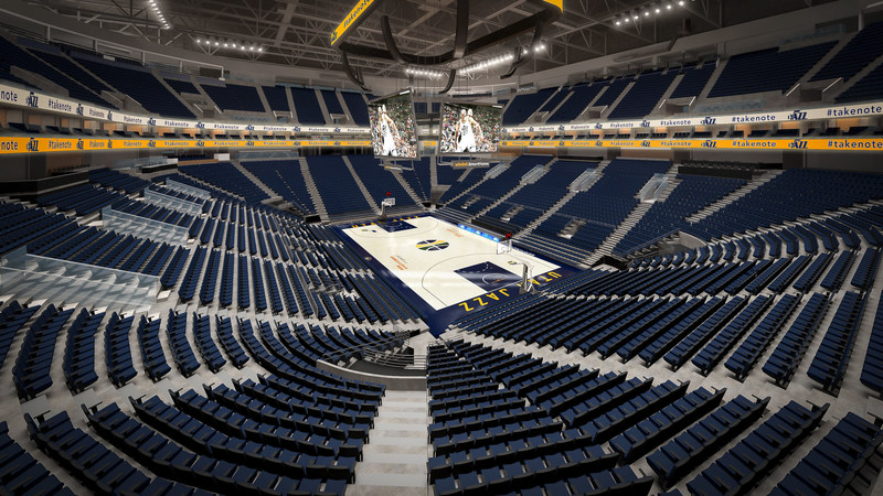 Ticketmaster Selected as Exclusive Ticketing Partner for Utah Jazz, Vivint Smart Home Arena