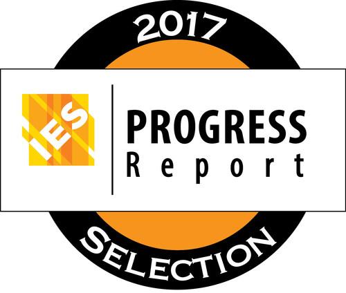 IES Progress Report 2017 Selection
