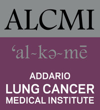 (PRNewsfoto/Addario Lung Cancer Medical Ins)