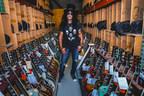 Gibson Brands announces Slash as first ever Global Brand Ambassador