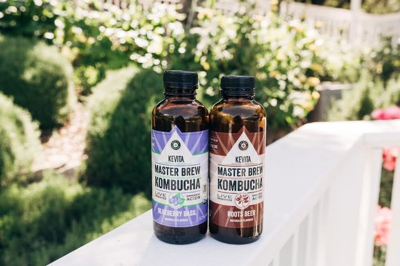 KeVita adds Blueberry Basil and Roots Beer to its Master Brew Kombucha line.