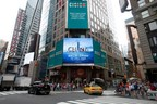 Shimao Qianhai Center debuts on the large billboard overlooking New York's Times Square