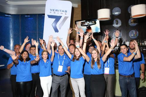 The Veritas Prime Team at SuccessConnect 2016