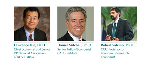 Economic Experts to Speak at CCU Economic Summit