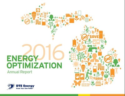 2016 DTE Energy's Energy Optimization Report