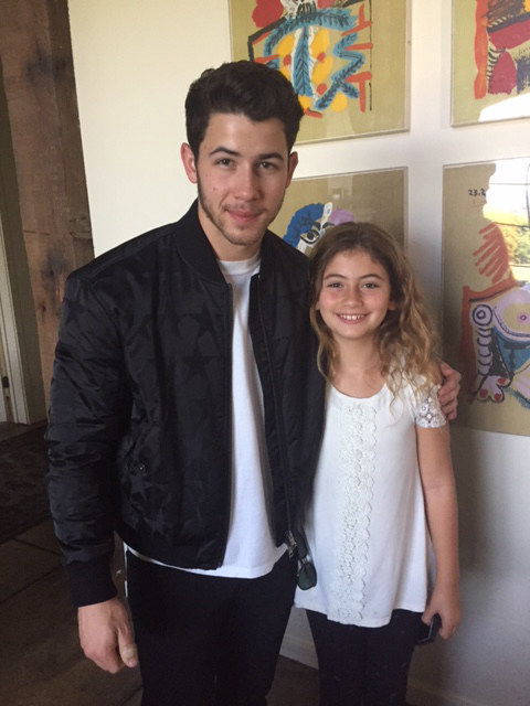 Nick Jonas visited Napa Valley's Honig Vineyard and Winery on Thursday, August 10th to help kick off the 2017 harvest season, and to offer his thanks for the incredible fundraising event that was held at the winery to raise money for Type 1 diabetes.