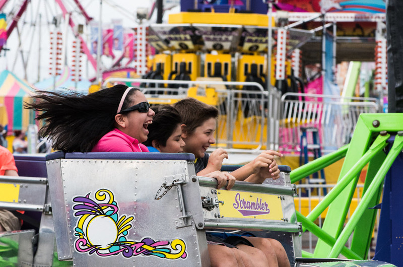 Today, Hydro Ottawa hosts its largest crowd ever for Special Needs Day at the Capital Fair. Credit: Luther Photo (CNW Group/Hydro Ottawa Holding Inc.)
