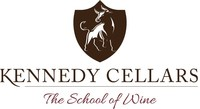 The recently launched new logo for The School of Wine at Kennedy Cellars, previously Gino's School of Wine.