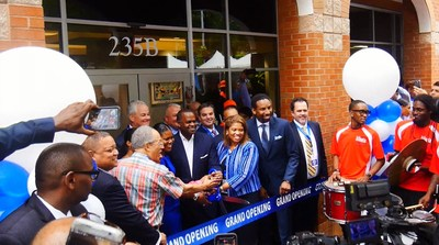 Grand Opening of employee clinic for City of Atlanta