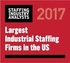 AtWork Group Ranked as One of the Largest Staffing Firms in the US