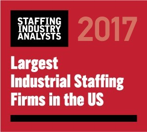 AtWork Group Ranked as One of the Largest Staffing Firms in the U.S.