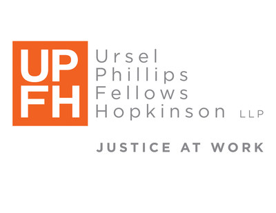 Ursel Phillips Fellows Hopkinson LLP (CNW Group/Ursel Phillips Fellows Hopkinson LLP)