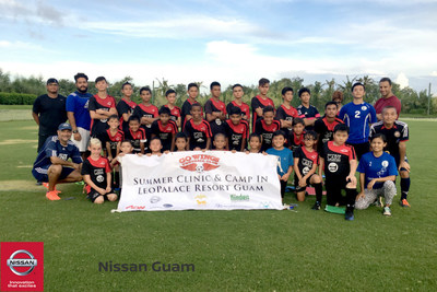 Guam dealership sponsors 2017 Wings Summer Clinic and Camp