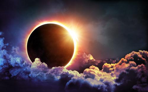 Solar Eclipse. Photo Credit: Romolo Tavani (PRNewsfoto/CESA)