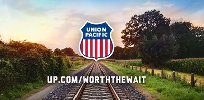 Union Pacific dispels the myth that loud, roaring trains warn people to move before getting hit. Most of a train's noise is behind the lead locomotive, which means people may not hear it until it is too late.
