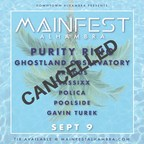 Mainfest Alhambra 2017 Cancelled