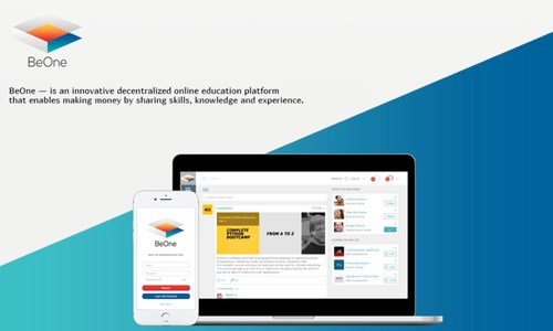 BeOne's implementation of blockchain technology revolutionizes online education and course delivery by making it affordable and accessible.