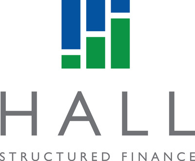 HALL Structured Finance Logo (PRNewsfoto/HALL Structured Finance)