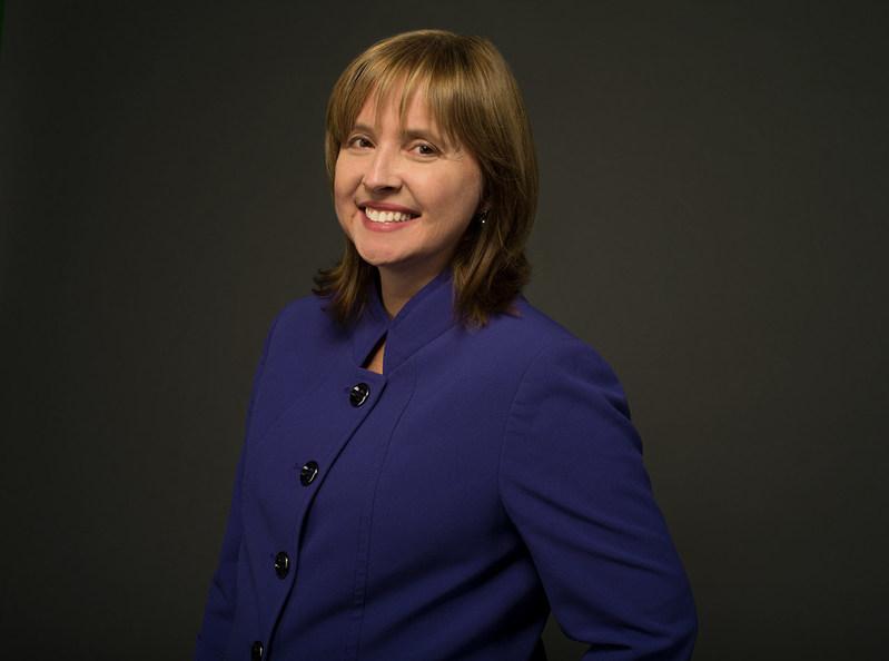 Frances Barney, CFA, head of Global Risk Solutions at BNY Mellon