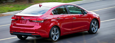 Drivers interested in an affordable and high-quality sedan can find the 2017 Kia Forte at Performance Kia.