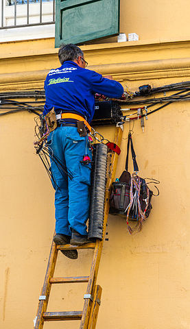 Electrical Worker-Utility