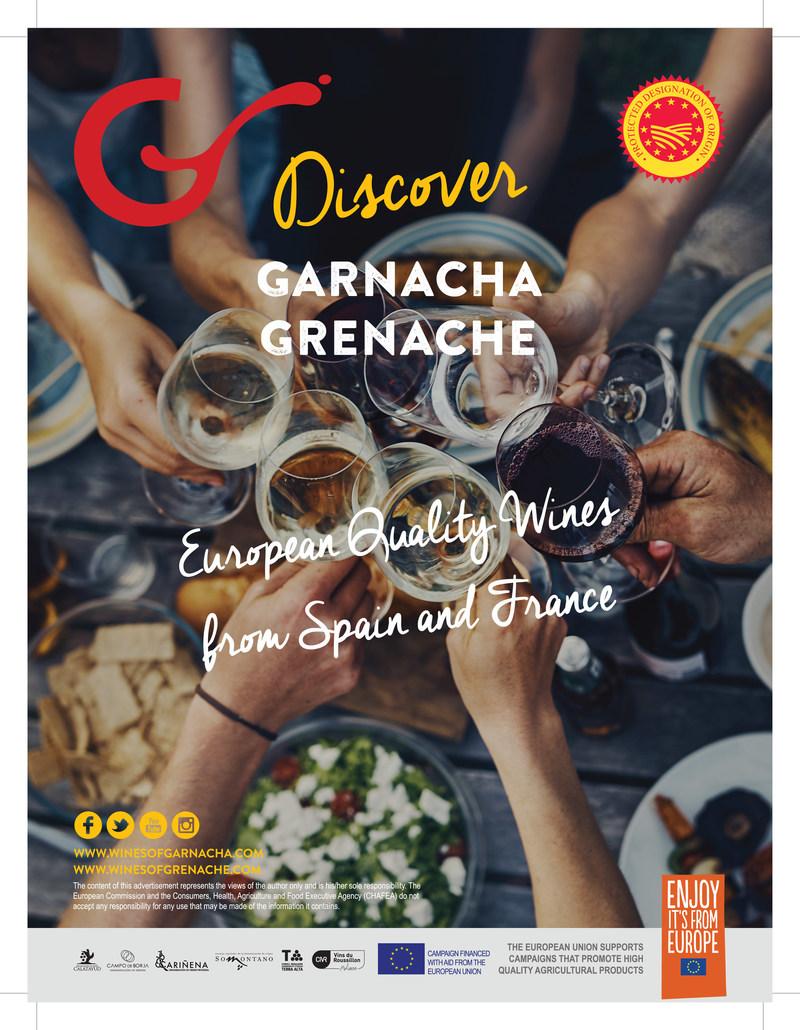 European Quality Garnacha/Grenache Wines