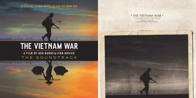 """Two Soundtrack Releases To Accompany New Ken Burns & Lynn Novick Film """"The Vietnam War,"""" –Original Score Features Trent Reznor and Atticus Ross– –Additional All-Star Soundtrack Features Iconic Music Of The Vietnam Era– –10-Part Series by Ken Burns and Lynn Novick Premieres September 17 on PBS Stations Nationwide–"""