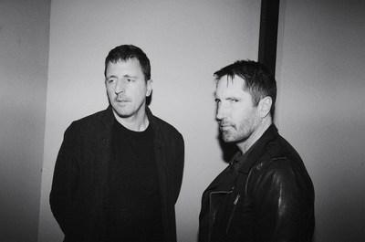 Atticus Ross (left) and Trent Reznor (right) Credit: John Crawford