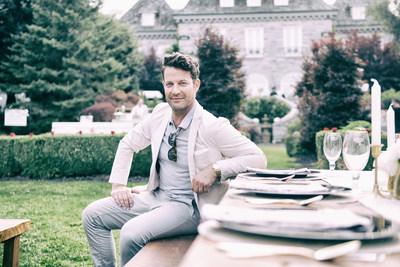 Le designer d'intérieur Nate Berkus s'est joint à Stella Artois à Toronto pour l'événement « Organiser un repas mémorable », une expérience culinaire ultime (Groupe CNW/Stella Artois)