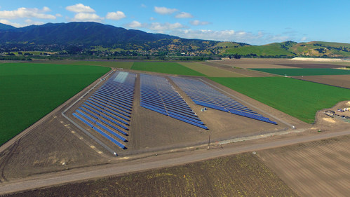 CalCom Solar has installed more than 100MW of solar farms, earning a ranking of #23 on the Inc. 5000.