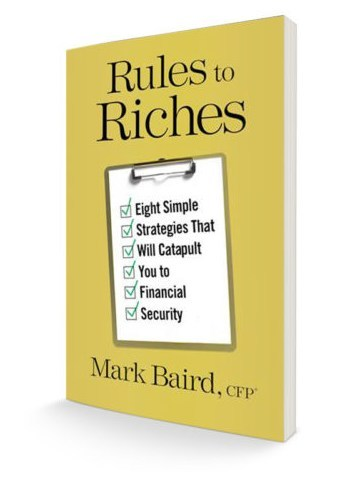 Book cover for Rules to Riches