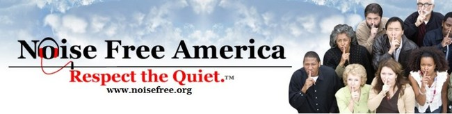 Noise Free America: A Coalition to Promote Quiet