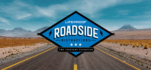 LifeProof announces Roadside Distractions, a high-energy road trip with seasoned storytellers Catherine Aeppel and Jennifer Yih beginning Aug. 16.