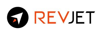 RevJet advertising OS (PRNewsfoto/RevJet)