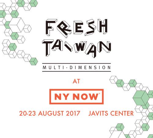 FRESH TAIWAN at NY NOW 2017