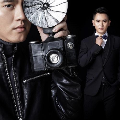 Hollywood well-known fashion photographer Alexander Leking