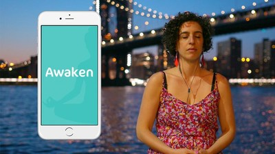 A New Kind of Meditation App