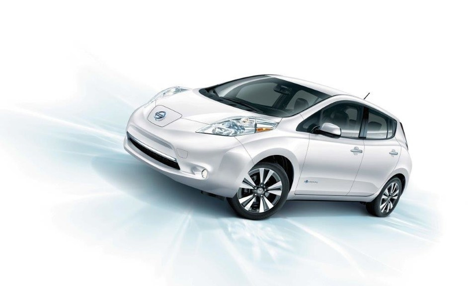 Potomac edison customers can save 10 000 off the price of an all electric nissan leaf with special