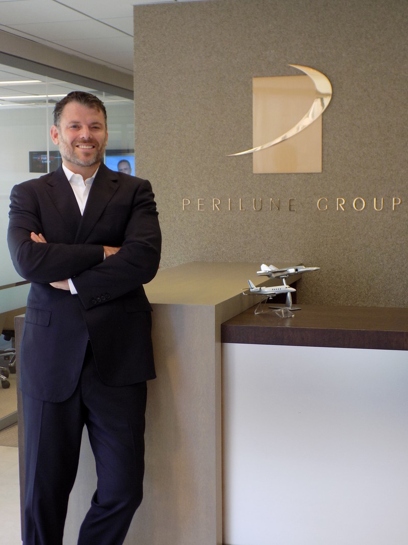 Carey Robinson Wolchok, Chairman and Founder of Perilune Group
