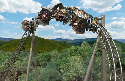Silver Dollar City announces Time Traveler, the world's fastest, steepest and tallest complete-circuit spinning roller coaster. The $26 million ride opens Spring 2018 at the Branson, Missouri theme park.