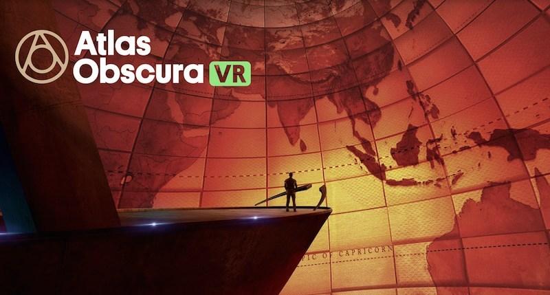Atlas Obscura VR